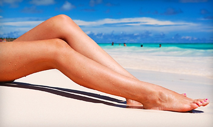 Alite Laser Hair Removal & Skin Rejuvenation - Multiple Locations: Three or Six Laser Hair-Removal Treatments at Alite Laser Hair Removal & Skin Rejuvenation