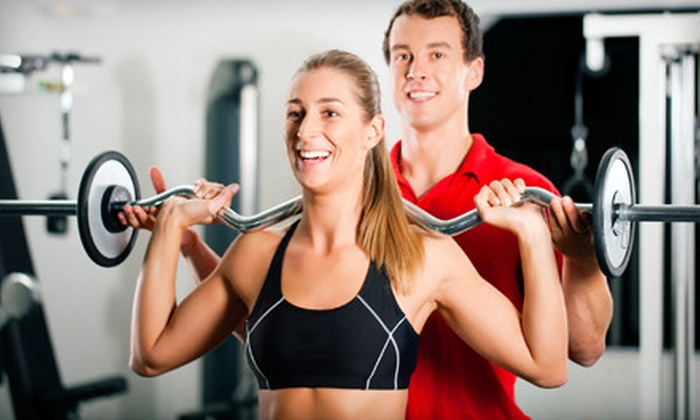 Snap Fitness - Howell: One-Month Membership with Four or Eight 30-Minute Personal-Training Sessions at Snap Fitness in Howell (Up to 65% Off)