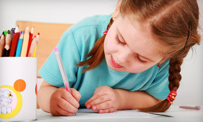 Art Smart - West Arlington: $15 for a 90-Minute Children's Saturday Art Class at Art Smart in Arlington ($30 Value)