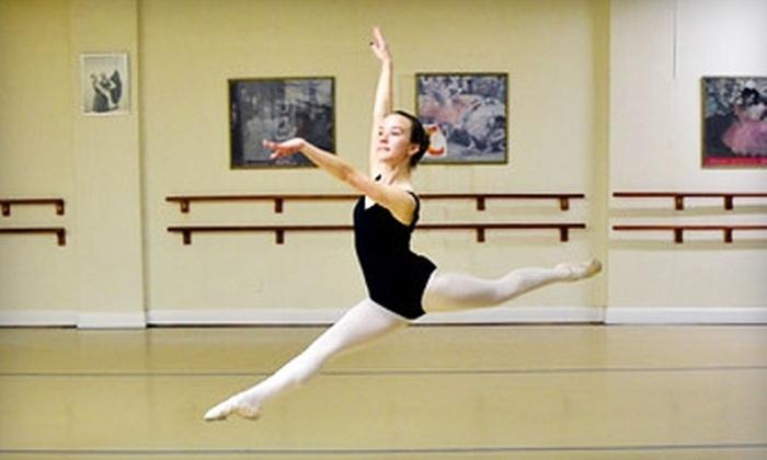 AVO School of Ballet  - Cincinnati: Ballet Classes at AVO School of Ballet
