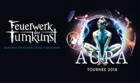 """2 Tickets für Feuerwerk der Turnkunst """"AURA"""" am 21.01.2018 in der Mercedes-Benz Arena (bis zu 47% sparen)"""
