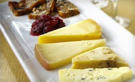 Good for a Tasting of 5 Cheeses for 2 - Fromagination in Madison