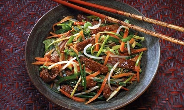 Beijing Chinese Restaurant - Glen Ellyn: $10 for $20 Worth of Chinese Fare and Drinks at Beijing Chinese Restaurant in Glen Ellyn