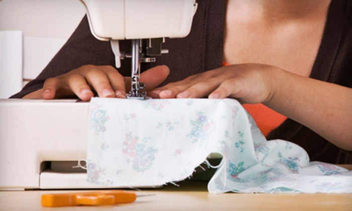 Moore's Sewing - Multiple Locations: $19 for a Three-Hour Introduction to Sewing Class at Moore's Sewing ($49.99 Value)