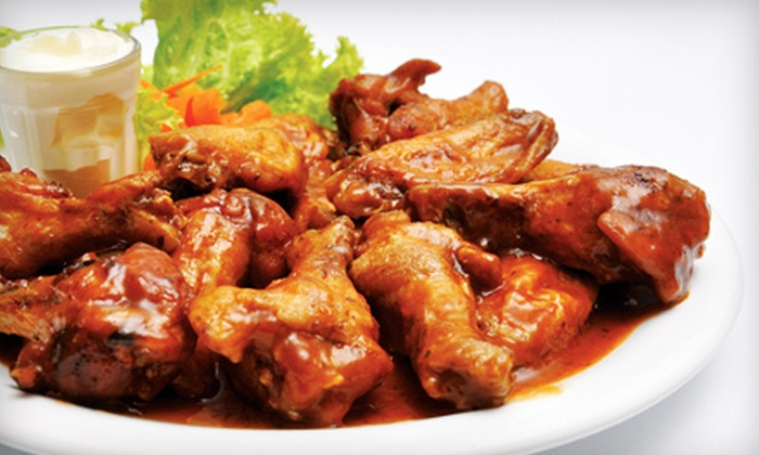 Chunky's Wings n Seafood - Gainesville: $8 for $16 Worth of Wings and Seafood at Chunky's Wings n Seafood