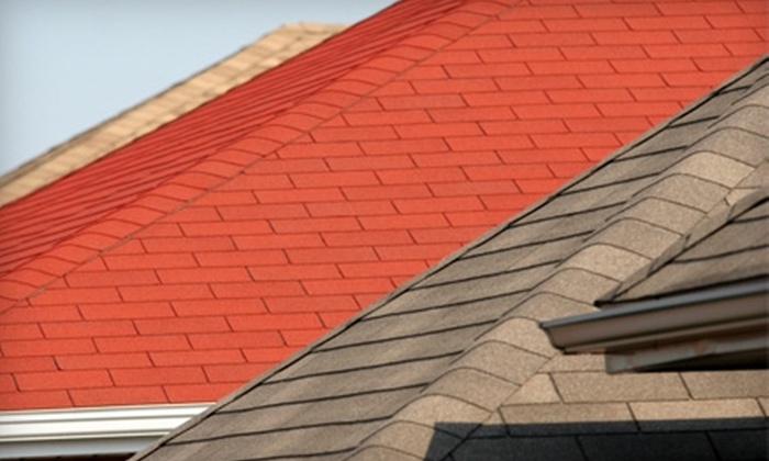 Roofing Specialists Northwest - Mill Creek: $177 for Two Hours of Gutter and Downspout Cleaning from Roofing Specialists Northwest ($375 Value)