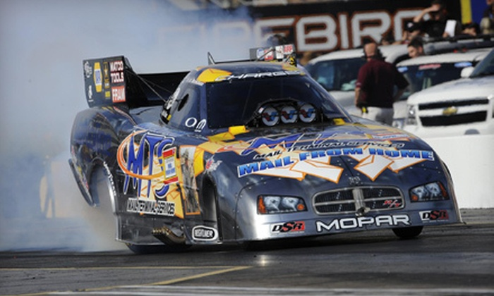 NHRA Arizona Nationals - St. Johns: Outing for One, Two or Four to the NHRA Arizona Nationals at Firebird International Raceway in Chandler (Up to 57% Off)
