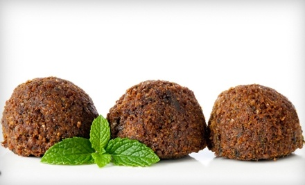 $16 Groupon to Baba Ghannouj at 2105 E NC Hwy. 54 in Durham - Baba Ghannouj Mediterranean Bistro in Durham