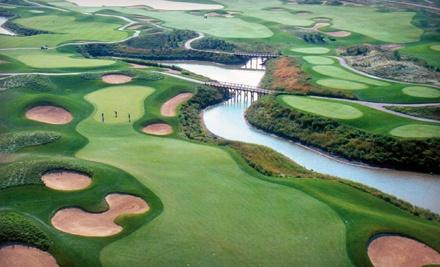 2012 Chicago Golf Pass - 2012 Chicago Golf Pass in