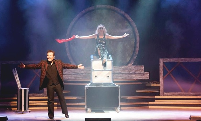 Magic Spectacular - The Starlite Theater: Steven and Cassandra Best Magic Spectacular on February 12 through April 4