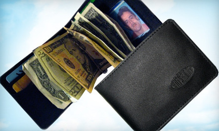 Big Skinny: $12 for $25 Worth of Ultra-Thin Wallets at Big Skinny