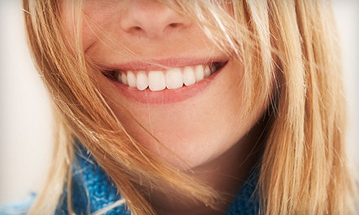 Fuller Dentistry - Midlothian: $69 for a Checkup-and-Whitening Package at Fuller Dentistry in Midlothian ($793 Value)