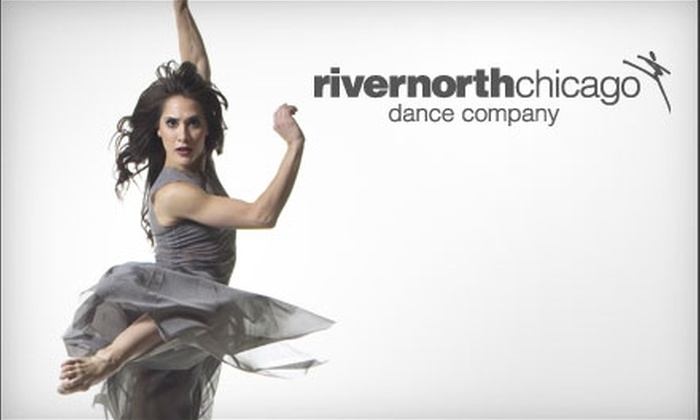 River North Chicago Dance Company - Loop: Up to 55% Off a Ticket to River North Chicago Dance Company Performance. Choose from Three Options.