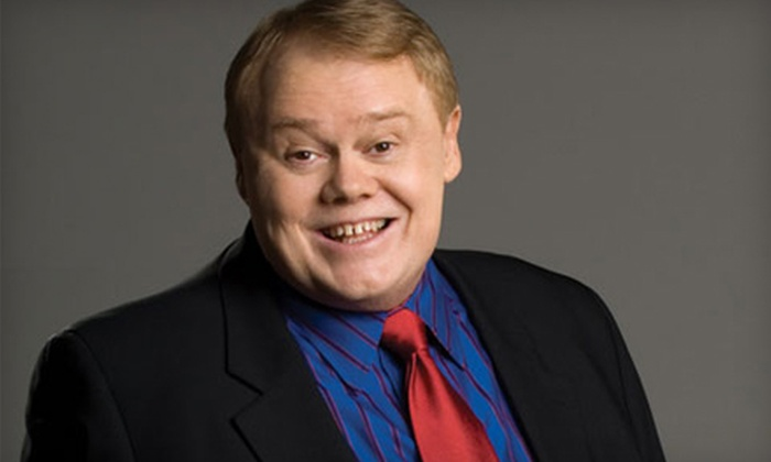 Louie Anderson - Edgeland: Comedy Night for Two to See Louie Anderson at Rumor's Restaurant & Comedy Club. Four Options Available.
