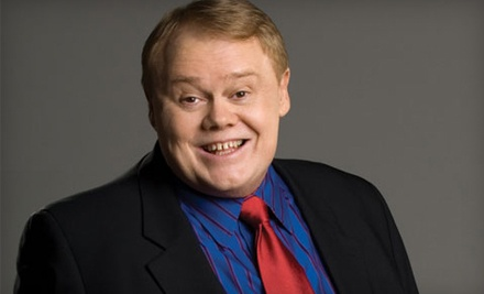 Louie Anderson at Rumor's Restaurant & Comedy Club on Fri., Aug. 19 at 7:45PM: General-Admission Seating for 2 - Louie Anderson in Winnipeg