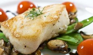 Ristorante San Marco: 4-Gänge-Menü mit Fischplatte für Zwei oder Vier im Ristorante San Marco (bis zu 53% sparen*)