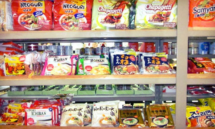 Hana Asian Market - Hana Asian Market: $10 for $20 Worth of Asian Groceries at Hana Asian Market