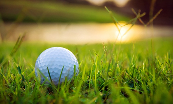 Bing Maloney Golf Course - Southwestern Sacramento: Two Private Golf Lessons for One or Two Private Golf Lessons for up to Two with Jeff Kaiser at Bing Maloney