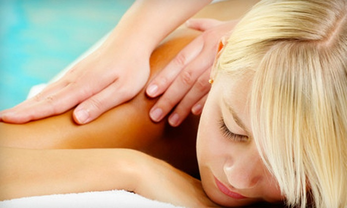 Balancing Touch Massage Therapy - Central Business District: $44 for a One-Hour Seasonal Sugar-Scrub Massage at Balancing Touch Massage Therapy ($89 Value)