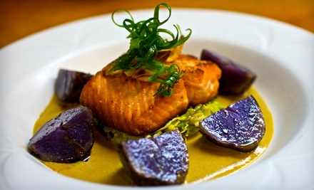$30 Groupon for Dinner - Sacks Cafe and Restaurant in Anchorage