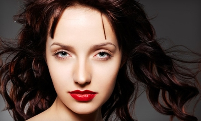 Montage Studio Salon & Spa - Southeast Boise: $50 for $100 Worth of Services at Montage Studio Salon & Spa