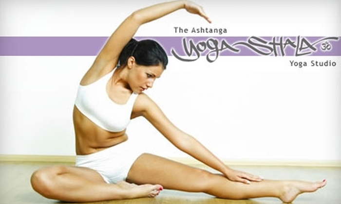 The Yoga Shala - Downtown: $40 for One Month of Unlimited Yoga Classes at The Yoga Shala ($95 Value)