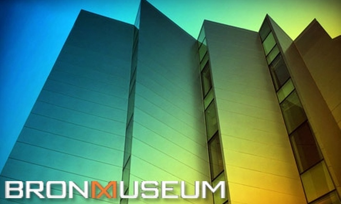 Bronx Museum of the Arts - Fleetwood - Concourse Village: $30 for a One-Year Family/Dual Membership to the Bronx Museum of the Arts ($75 Value)