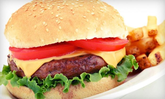 Kanz's City Pizza and Burgerz - Lenexa: $10 Worth of Pizza and Burgers