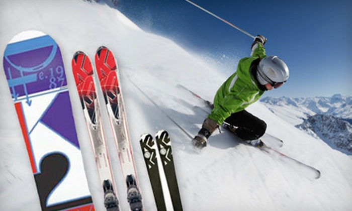 Ski Frisco Sports - Frisco: $25 for $50 Worth of Winter-Sports Apparel or Ski or Snowboard Tune-Up at Ski Frisco Sports