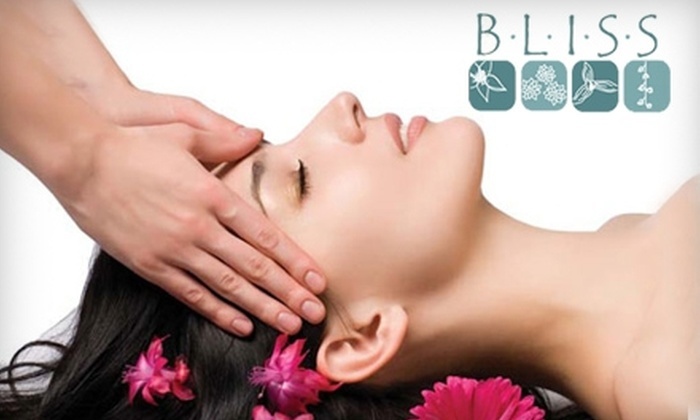 Bliss Hair Salon and Day Spa - Chapel Hills: $39 for a Rejuvenating Facial or Massage at Bliss Hair Salon and Day Spa in Douglasville
