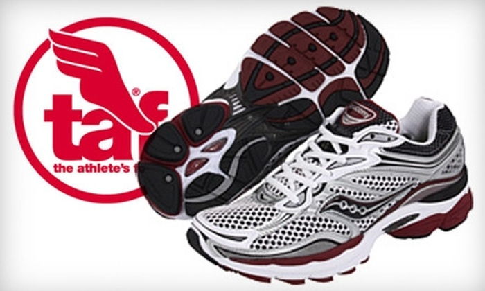 The Athlete's Foot - Stone Oak: $25 for $50 Worth of Shoes and Apparel at The Athlete's Foot
