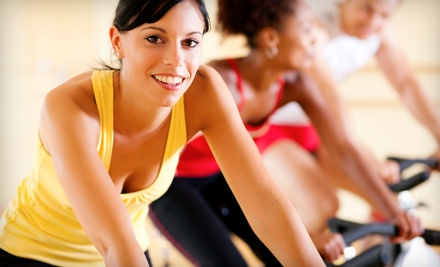 1-Month Membership Plus Unlimited Spin and Core Classes (a $45 value) - Next Level Fitness in Gahanna