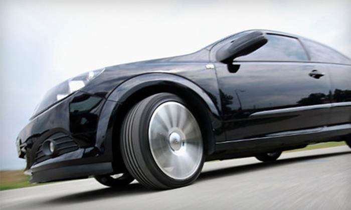 Automotive Services of Boston - Waltham: New Tires at Automotive Services of Boston in Waltham (Up to 67% Off). Two Options Available.