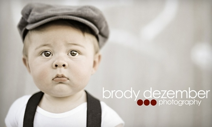 """Brody Dezember Photography - Rio Grande: $49 for 30-Minute Photo Session and One 11"""" x 14"""" Print or Five Digital Images at Brody Dezember Photography"""