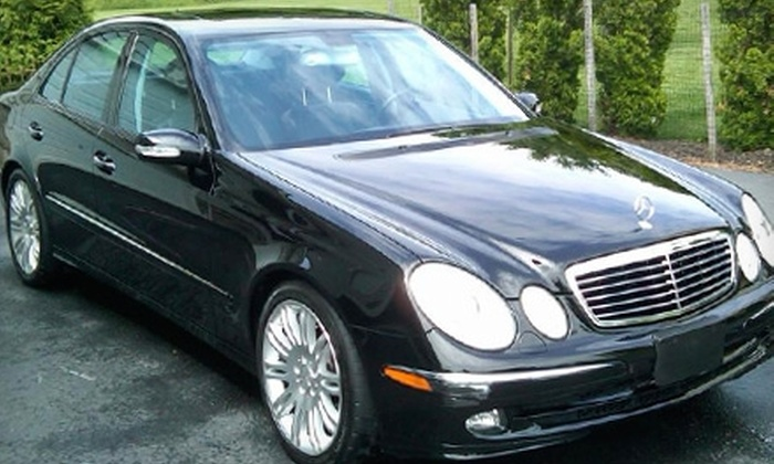 Excessive Detail Mobile Detailing - Ellicott City: $99 for a Premium Detail Package from Excessive Detail Mobile Detailing ($199 Value)