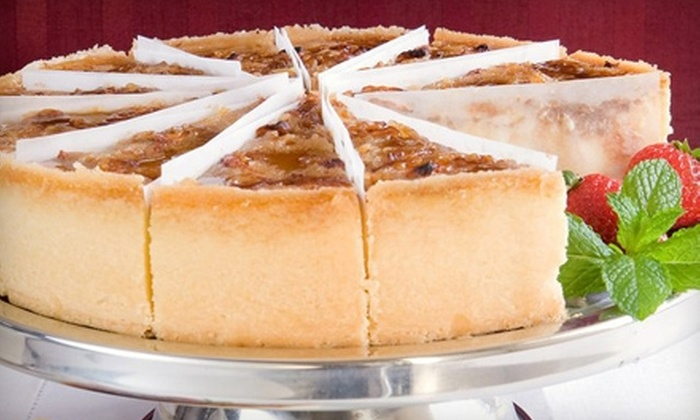 Carole's Cheesecake Company - Multiple Locations: $10 for $20 Worth of Desserts at Carole's Cheesecake Company