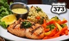 373 Grill Resaurant - Eagar-Springerville: $15 for $30 Worth of Grilled Fare and Drinks at 373 Grill Restaurant at the Greer Lodge Resort & Cabins