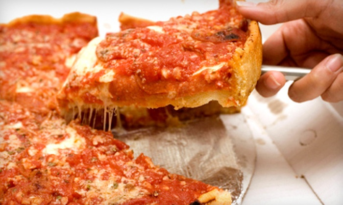 Mio's Pizzeria - Loveland: $10 for $20 Worth of Italian Fare at Mio's Pizzeria in Loveland
