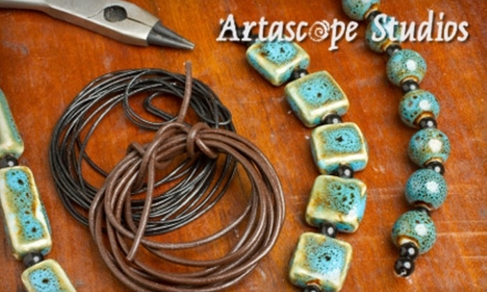 Art Night Out - South Portland: $25 for a Three-Hour Art Class at Artascope Studios's Art Night Out