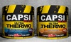 Capsi Blast Ultra Thermo Pre-Workout Supplement: Capsi Blast Ultra Thermo Pre-Workout Dietary Supplement in Blue Raspberry or Mandarin