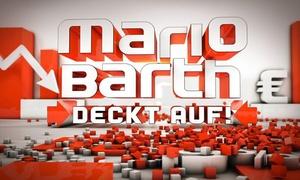 """TVTiCKETS.de: Die Aufzeichnung von """"Mario Barth deckt auf"""" am Termin nach Wahl im Oktober im Studio G Berlin Adlershof (33% sparen)"""