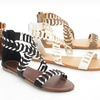 $12.99 for Carrini Gladiator Sandals