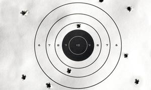 Tiro a segno Nazionale - sezione di Treviso: Una o 3 prove libere al poligono di tiro con armi o strumentazioni ad aria compressa e colpi illimitati