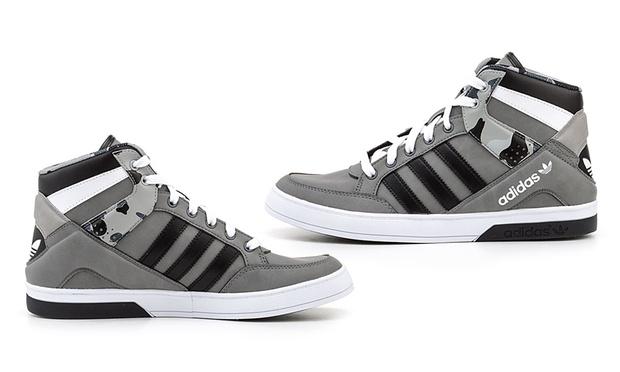 baskets adidas pour femme groupon shopping. Black Bedroom Furniture Sets. Home Design Ideas