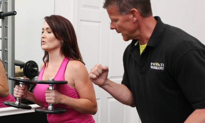 Private Workout - Multiple Locations: $19 for Six-Week Gut Buster Boot Camp at Private Workout (Up to $149 Value)