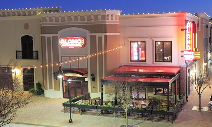 Alamo Drafthouse Cinema - Multiple Locations: Two or Four Groupons, Each Good for One Movie Ticket at Alamo Drafthouse Cinema (Up to 56% Off)
