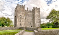 Irish Evening with a Four-Course Meal for a Child or Adult at Bunratty Castle