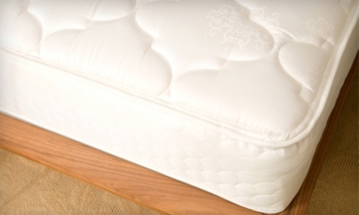 Van Winkle Mattress Company - Multiple Locations: Mattress or Mattress Set at Van Winkle Mattress Company (Up to 75% Off). Two Options Available.