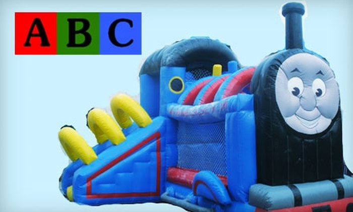 Awesome Bouncy Castles - South Poplar: $24 for $50 Worth of Inflatables from Awesome Bouncy Castles