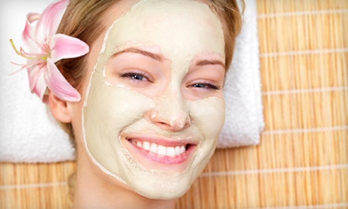 Oasis Salon and Spa of Bossier  - Bossier City: Custom Facial or Facial with Microdermabrasion at Oasis Salon and Spa of Bossier (Up to 51% Off)